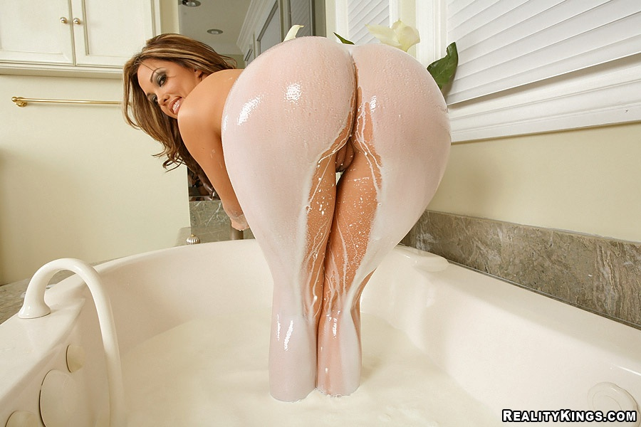 Milk In Her Ass 80