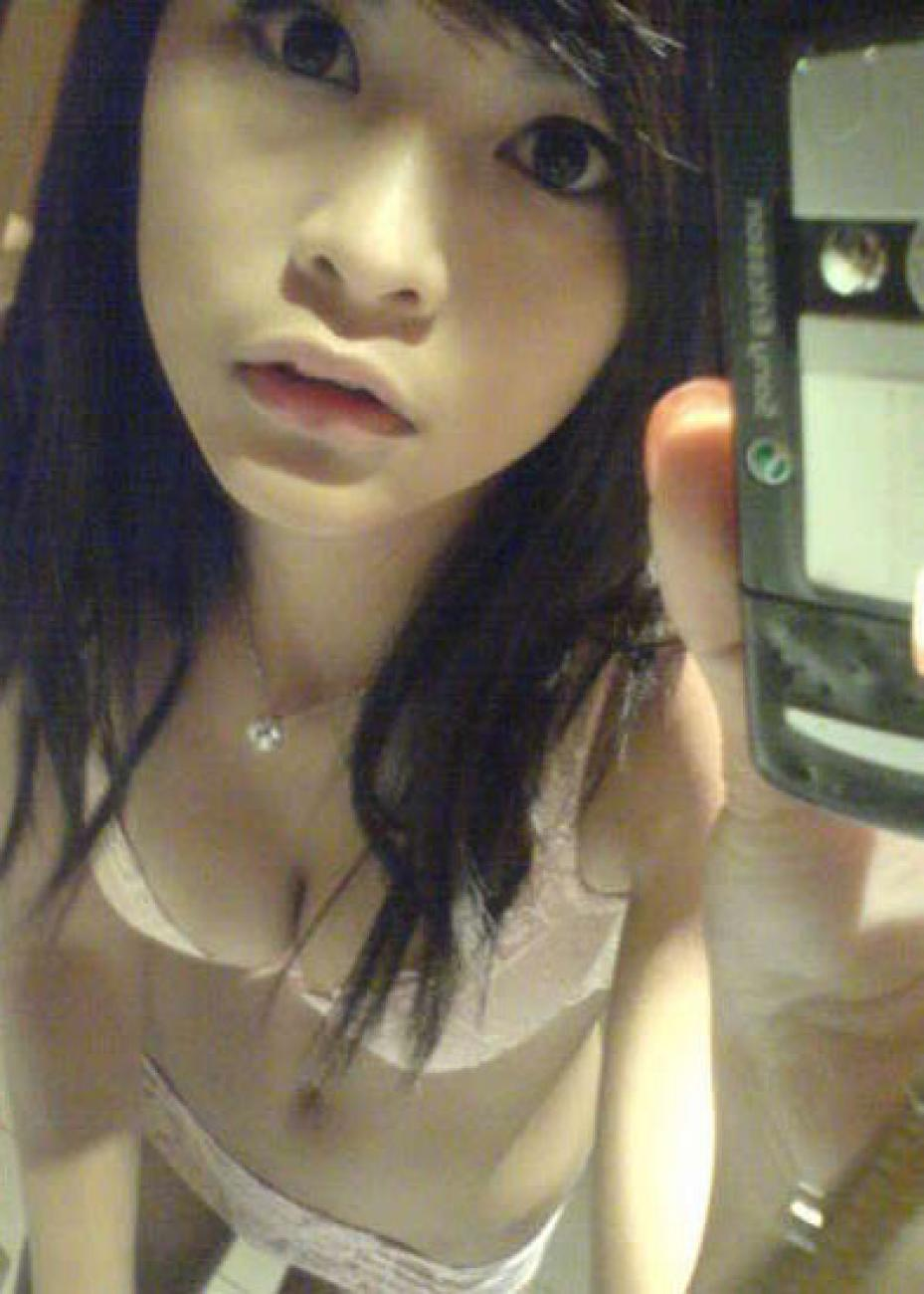 Me and my asian Naughty Japanese chick self-shoots in different sexy ...